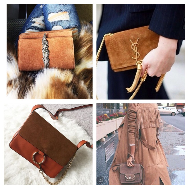 9a8bd3f37d0 I am the proud owner of the Jessica Buurman satchel (bottom left, below),  inspired by the bag of the moment: Chloé Faye.